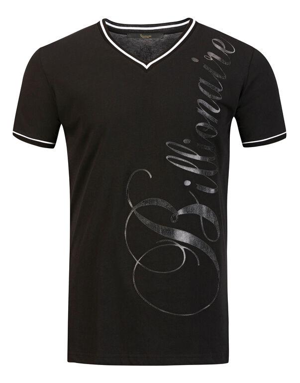 """T-shirt V-Neck SS """"Charlie"""""""