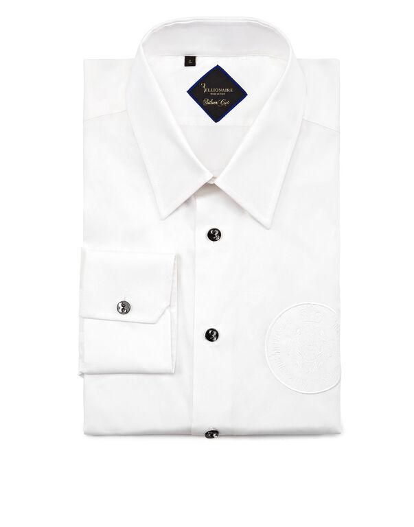 """Shirt Silver Cut LS """"Alvaro"""""""