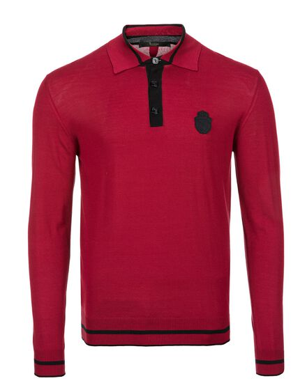 Pullover Polo-Neck LS Francoise
