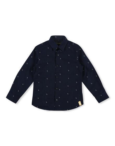 Shirt LS All over BB