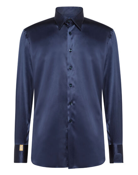 Shirt Gold Cut LS/Milano Elegant