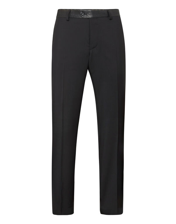 Trousers Tailored Fit Luxury