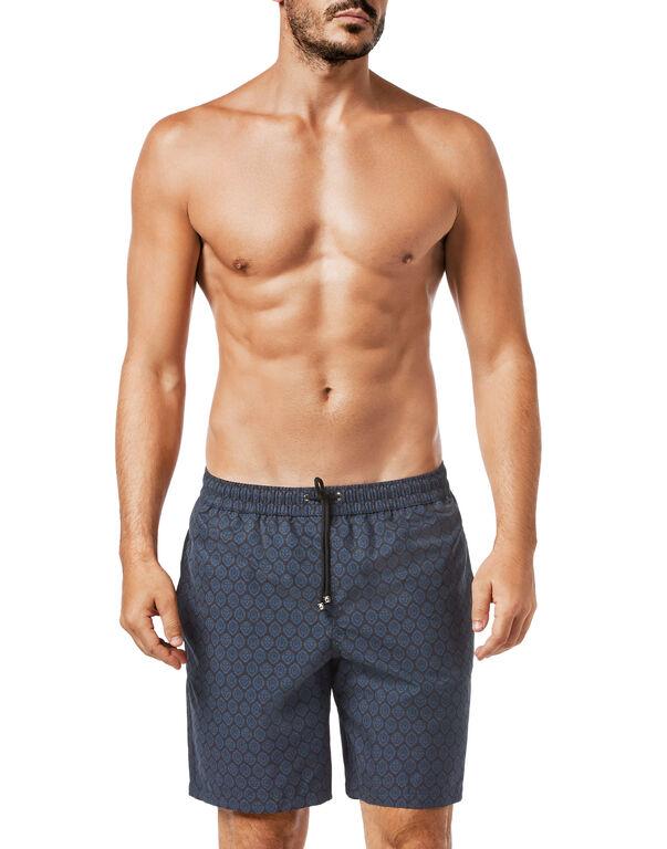 Beachwear Long Trousers Lion