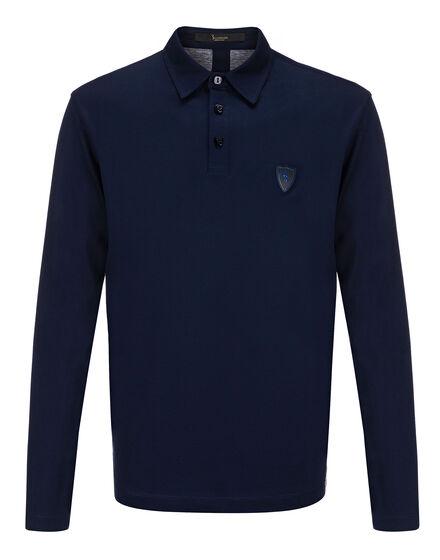 Polo shirt LS Marais
