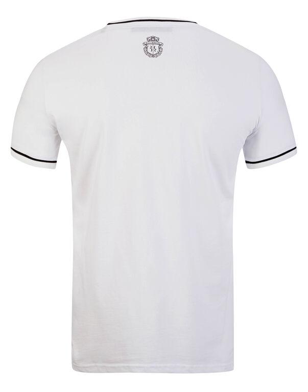"T-shirt V-Neck SS ""Colton"""