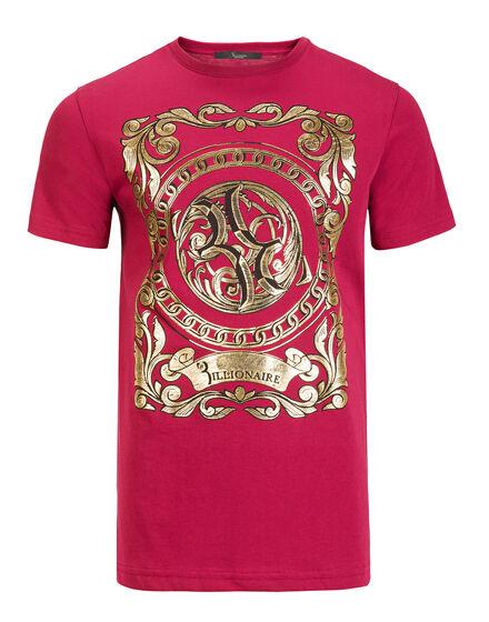T-shirt Round Neck SS Cain B