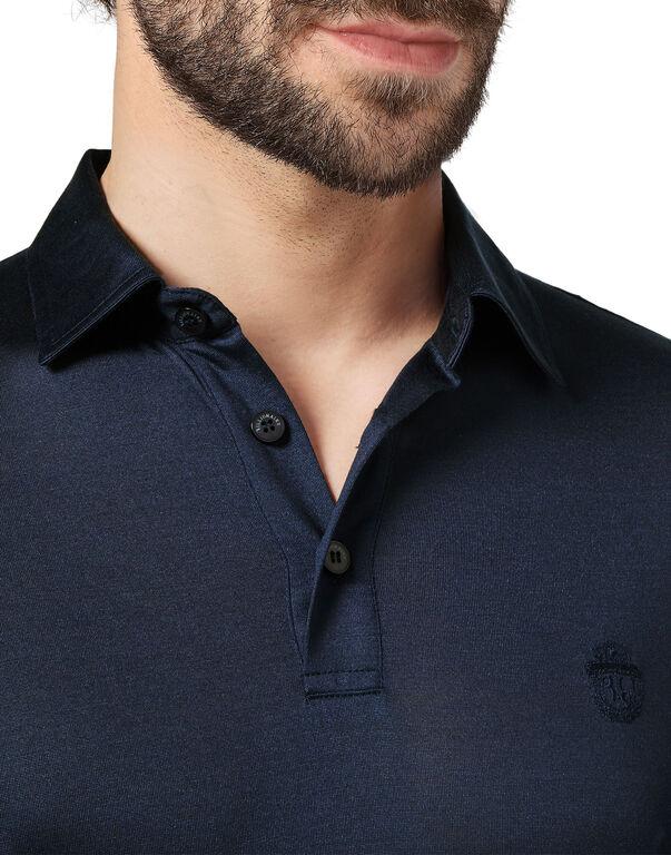 Polo shirt SS Double B