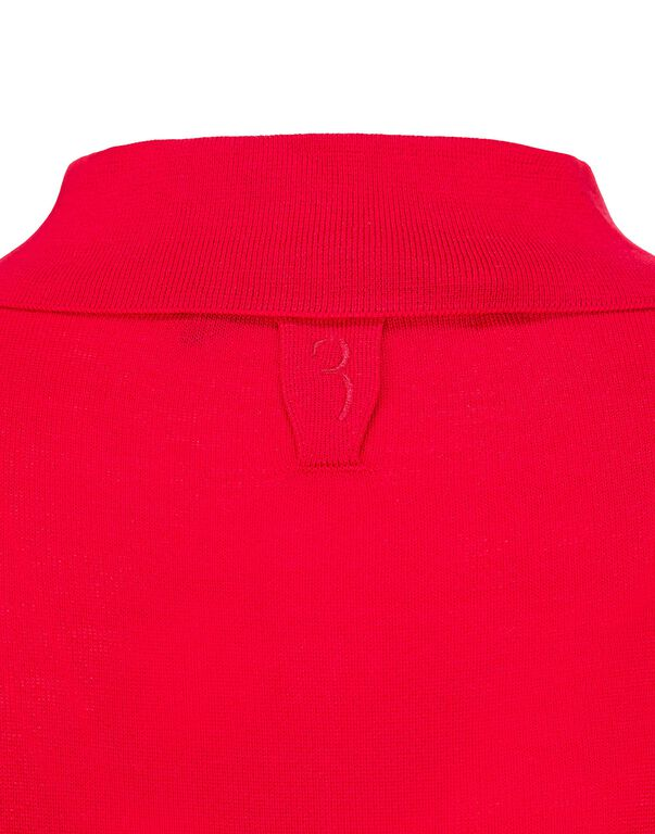 """Pullover Polo-Neck SS """"Charles"""""""