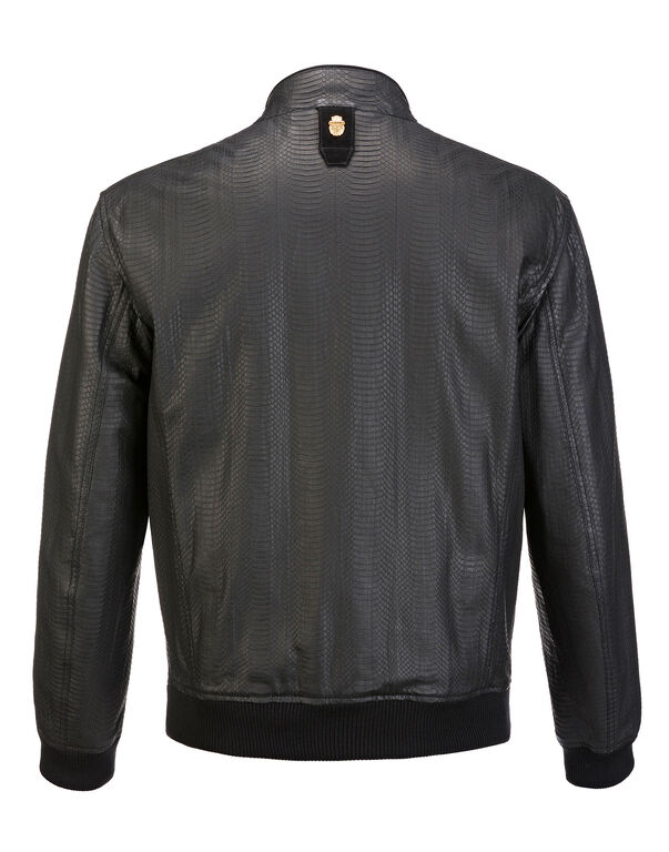 "Leather Bomber ""Willy"""