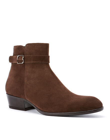 Boots Low Flat Mexico