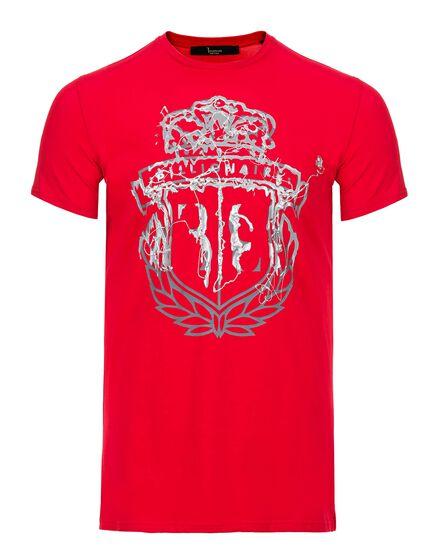 T-shirt Round Neck SS Bowie