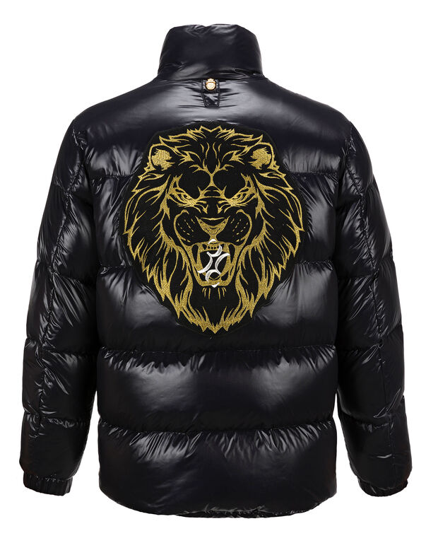 Nylon Jacket Lion
