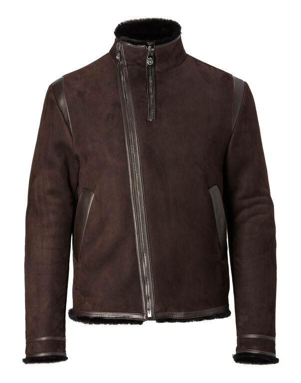 """Leather Biker """"Andrè"""""""