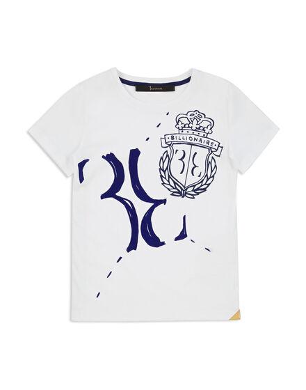 T-shirt Round Neck SS Tomy
