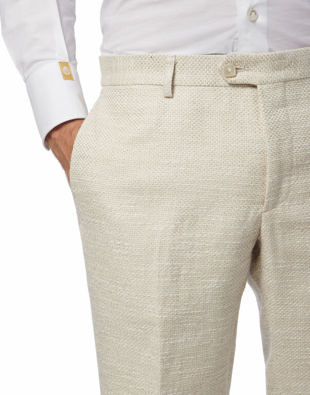 Slim Trousers Chino Statement