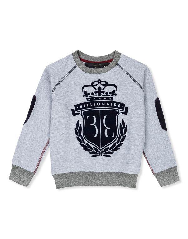 "Sweatshirt LS ""Bright King"""