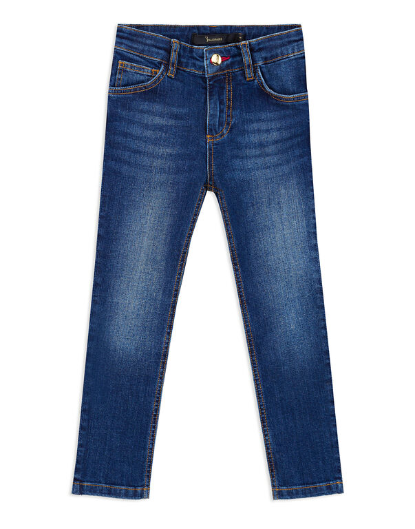 "Denim Trousers ""Meridian"""