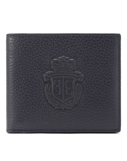 French wallet Crest