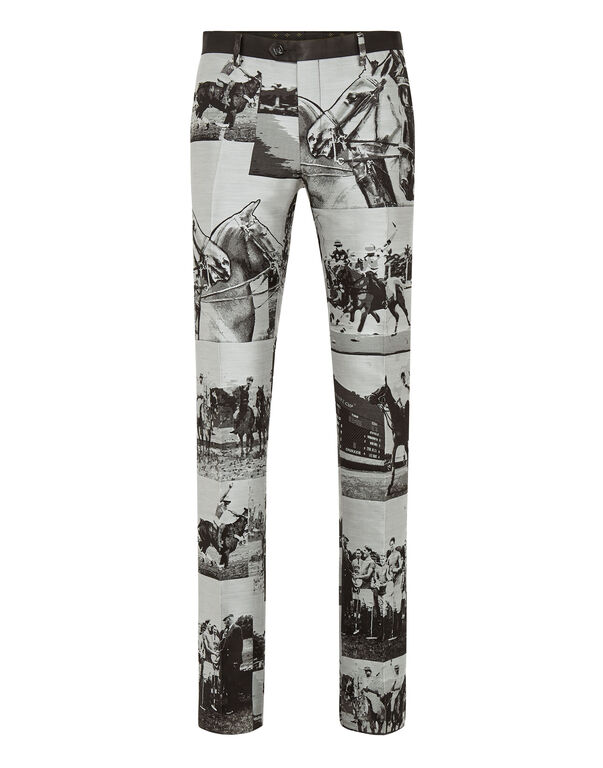 Slim Trousers Horses