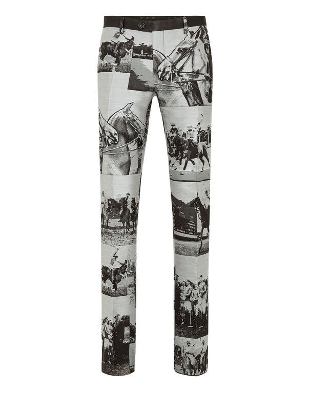 Slim Trousers Horses