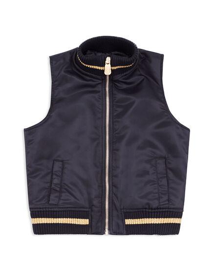 Short Vest Crest