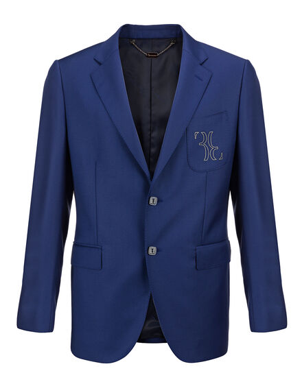 Blazer Regular Fit Double B