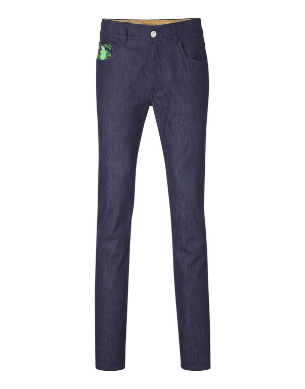 Denim Trousers Urban fit