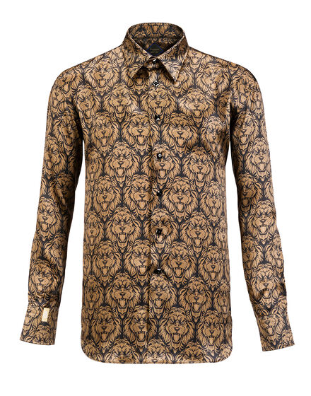 Shirt Gold Cut LS Dan