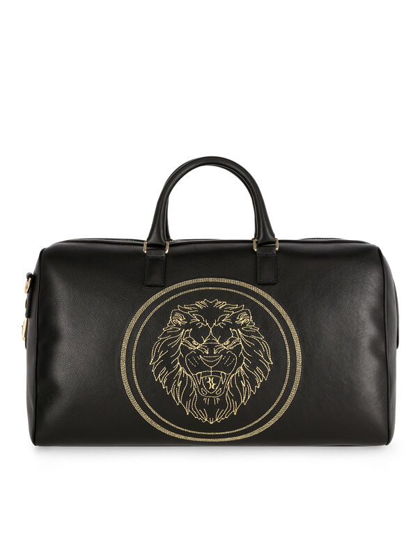 Medium Travel Bag Lion