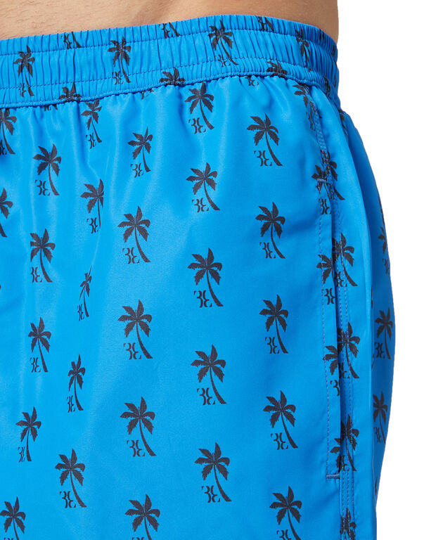 Beachwear Short Trousers Palms