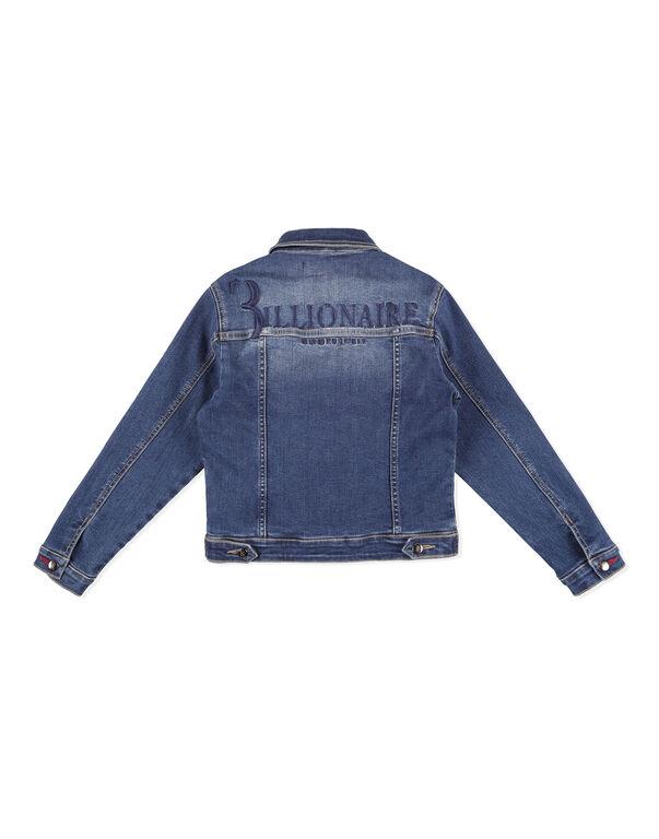 Denim Jacket Members only