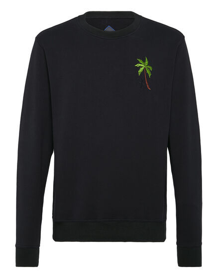 Sweatshirt LS Palms