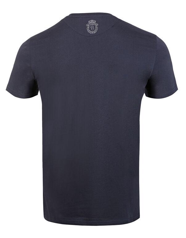 "T-shirt Round Neck SS ""Python"""