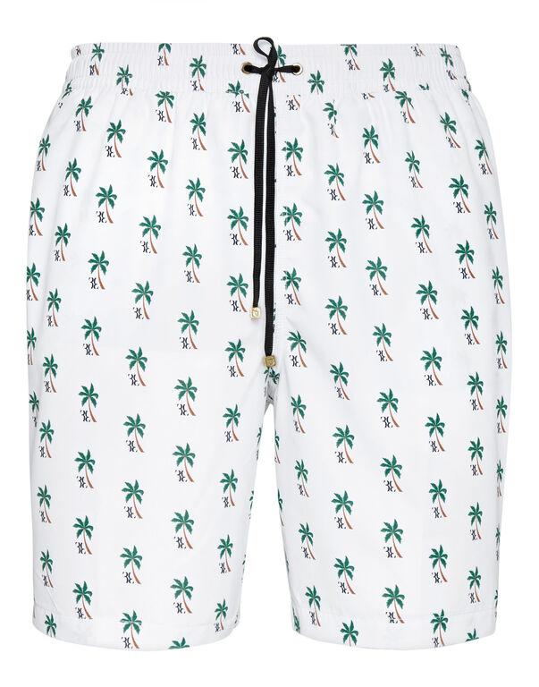 Beachwear Long Trousers Palms