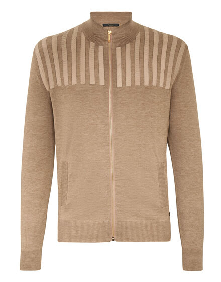 Pullover full zip Luxury