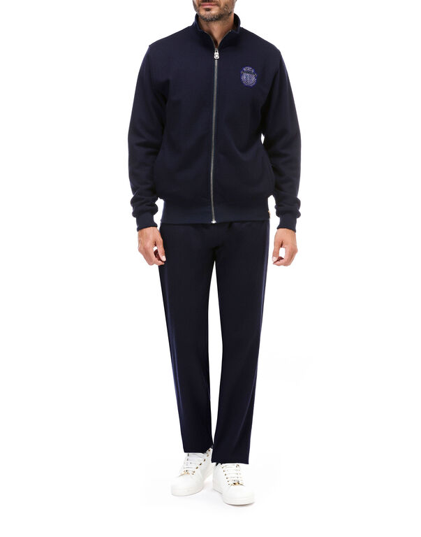 Top/Trousers - T Crest