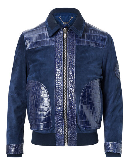 Leather Jacket Eloi