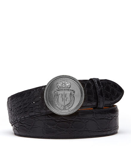 Crocodile Belt Luxury