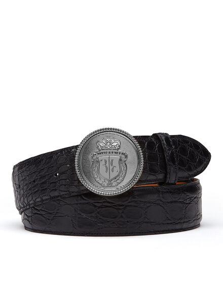 Crocodile Belt Luxury