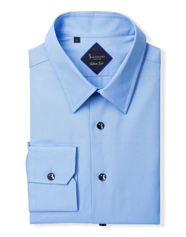 "Shirt Silver Cut LS ""The one"""