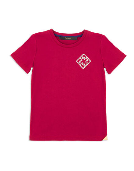 T-shirt Round Neck SS Least