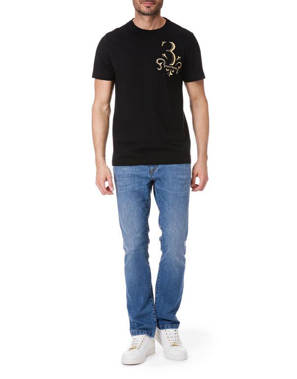 "T-shirt Round Neck SS ""Bonny B."""
