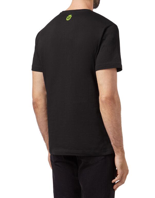 T-shirt Round Neck SS Palms