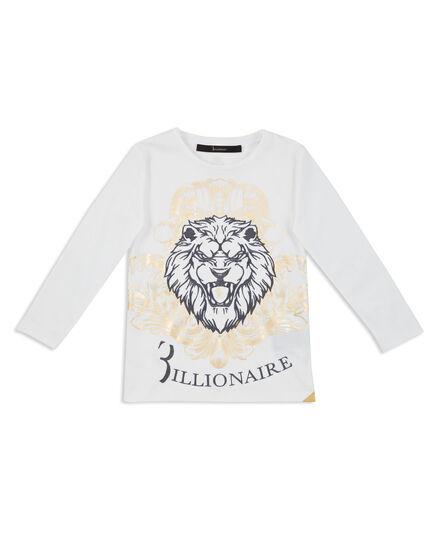 T-shirt Round Neck LS Oliver
