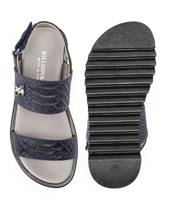 "Sandals Flat ""Ludovic"""