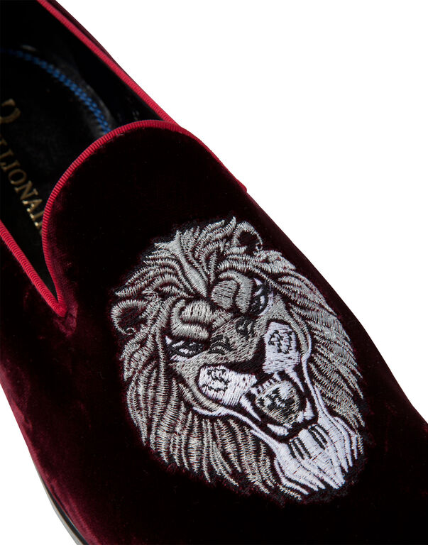 "Loafers ""Lion"""