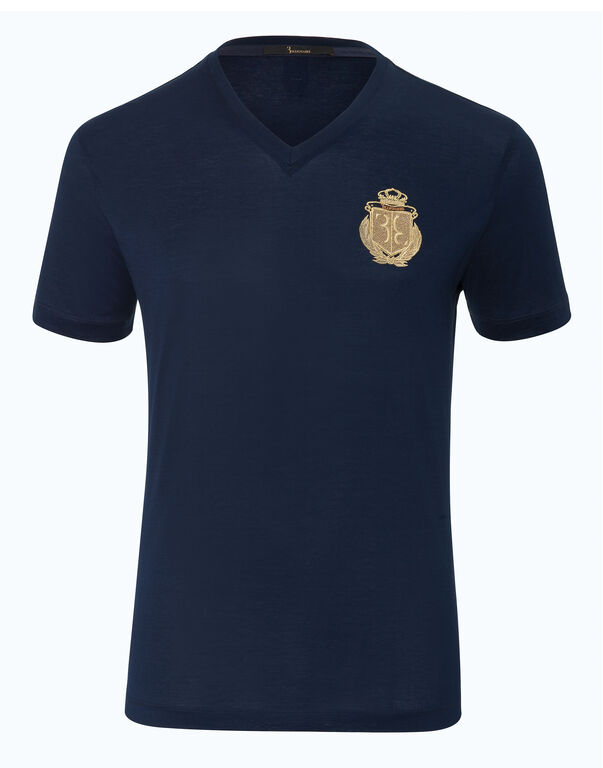 T-shirt V-Neck SS