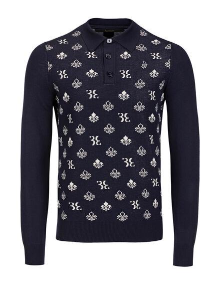 Pullover Polo-Neck LS Otto