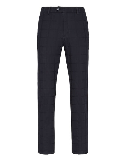 Long Trousers Chino Crest