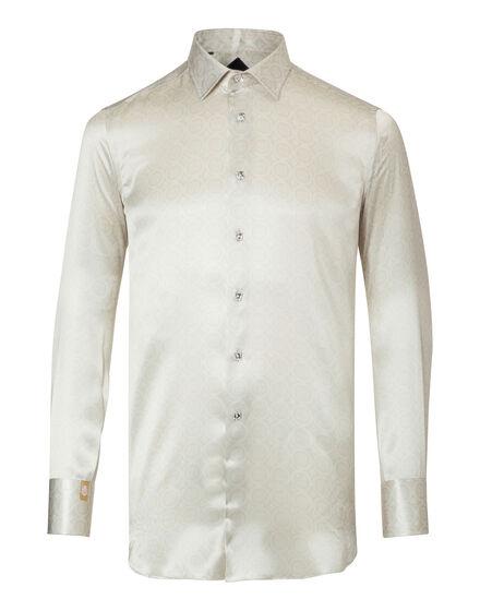Shirt Silver Cut LS Pascal